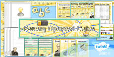 PlanIt - DT LKS2 - Battery Operated Lights Unit Additional Resources