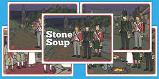 Stone Soup Short Story Sequencing