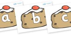 Phoneme Set on Currant Buns