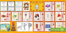 Top 10 Chinese New Year Activities Resource Pack