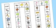 SL Board Game
