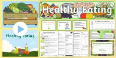 Healthy Eating Week KS2 Resource Pack
