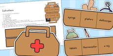 Australia - Doctors Surgery Doctors Bag