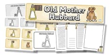 Old Mother Hubbard Resource Pack