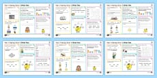 * NEW * Year 2 Spring Term 2 SPaG Activity Mats