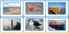 Seaside Display Photos