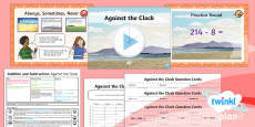 PlanIt Y3 Addition and Subtraction Lesson Pack Add and Subtract Numbers Mentally (7)