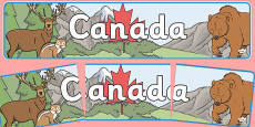 Canada Display Banner
