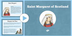 Saint Margaret PowerPoint