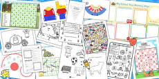EY and KS1 End of Term Resource Pack