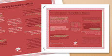 Time Limited Questions Varied Sentence Structure Poster