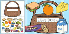 A Picnic Lunch Resource Pack