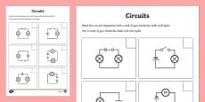 Changing Circuits Worksheet