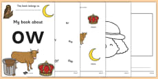My Phase 3 Digraph Workbook (ow)