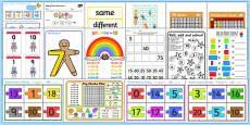 Teaching Assistant Maths Skills Intervention Pack