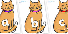 Phoneme Set on Pussy Cats