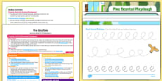 Childminder EYFS Activity Web and Resource Pack to Support Teaching on The Gruffalo