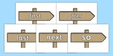 Connectives on Signposts