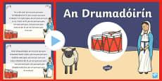 An Drumadóirín Song PowerPoint Gaeilge