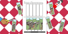 The Pied Piper Number Sequencing Puzzle