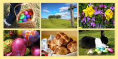 Easter Photo Clip Art Pack