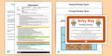 Humpty Dumpty EYFS Busy Bag Plan and Resource Pack