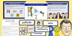 Scottish Elections 2016 Resource Pack