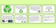 Waste Week 2016 Fact Cards
