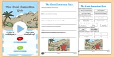 The Good Samaritan Quiz