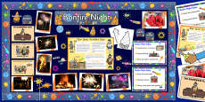Ready Made Bonfire Night Display Pack