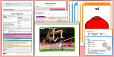 Foundation PE (Reception) - Games - The Olympics Lesson Pack 4: Avoid that Object