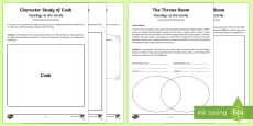 * NEW * Years 3 & 4 Chapter Chat Chapters 5 to 8 Activity Pack