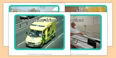 The Hospital Display Photos