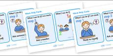 Work Help Flashcards