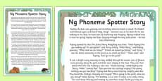 Ng Phoneme Spotter Story