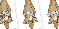 Next 200 Common Words on Platypus to Support Teaching on The Great Pet Sale