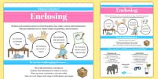 Enclosing Schema Information Poster