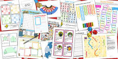 KS2 End of Term Resource Pack