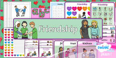 PlanIt - RE Year 1 - Friendship Additional Resources