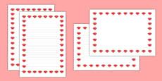 Gemstone Page Borders