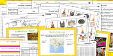 Buddhism, Judaism and Hinduism Celebrations Pilgrimage and Worship Resource Pack