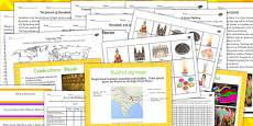 Buddhism, Judaism and Hinduism Celebrations Pilgrimage and Worship Resource Pack