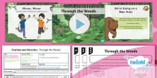 PlanIt Y1 Position and Direction Lesson Pack Direction and Movement (1)