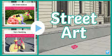 Street Art PowerPoint