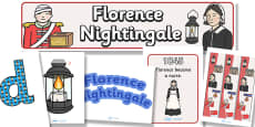 Florence Nightingale Display Pack