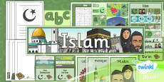 PlanIt - RE Year 3 - Islam Unit Additional Resources