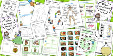 KS1 Teaching Assistant Science Resource Pack
