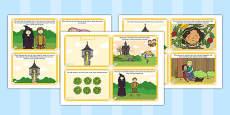 Rapunzel Story Cards