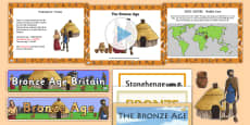 The Bronze Age Resource Pack
