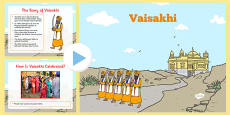 Vaisakhi PowerPoint